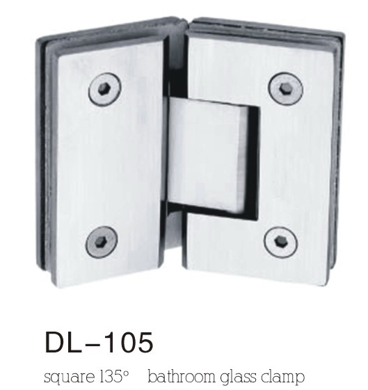 Bathroom Hinge DL105,130angle