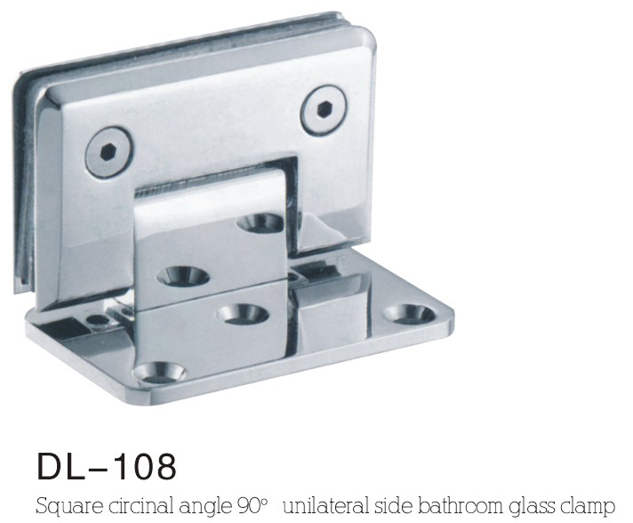 Bathroom Hinge DL108,bevel single side 90angle