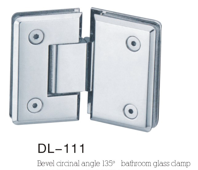 Bathroom Hinge DL111, bevel 135angle