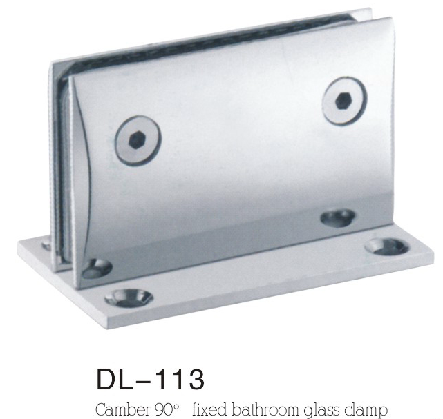 Bathroom Hinge DL113, camber 90angle