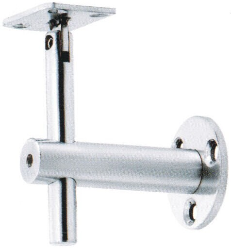 Handrail and balustrade bracket RS329