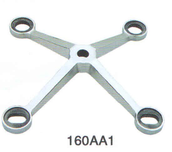 Glass spiders fitting RS160AA series