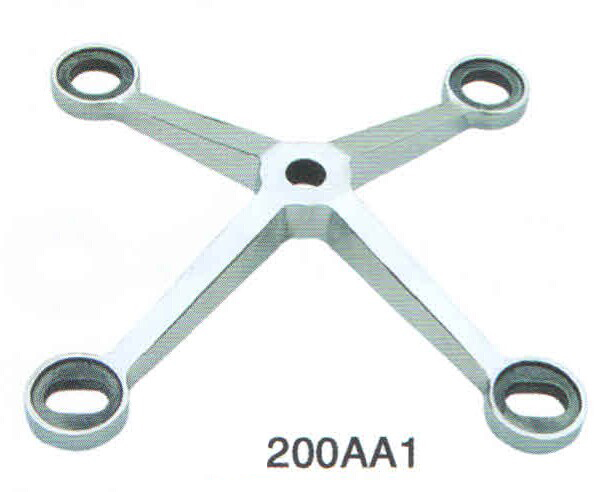 Glass spiders fitting RS200AA series