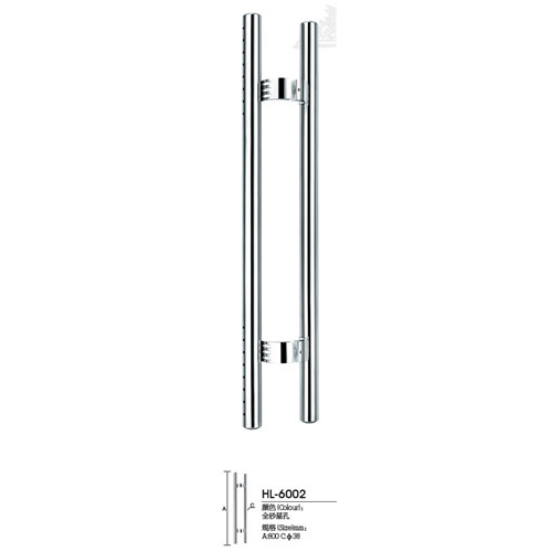 Glass Door Handles HL6002