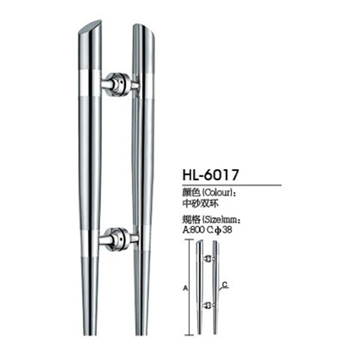 Glass Door Handles HL6017