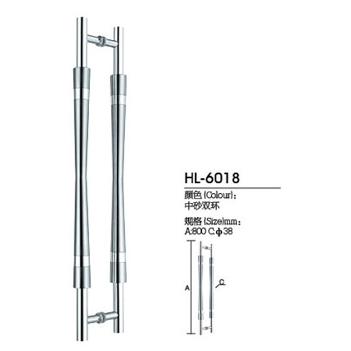 Glass Door Handles HL6018