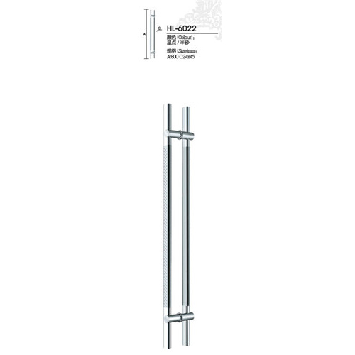 Glass Door Handles HL6022