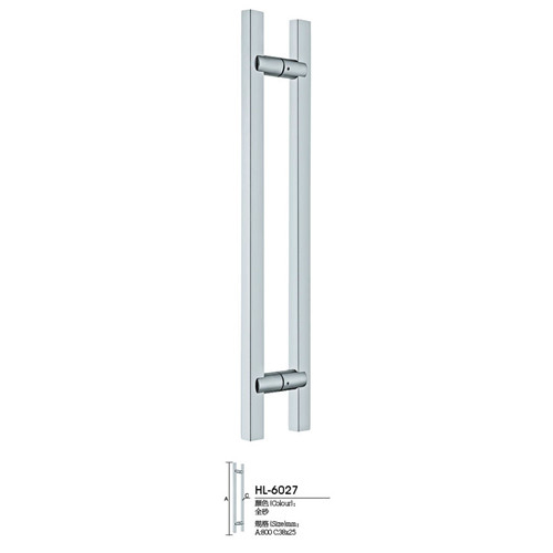 Glass Door Handles HL6027