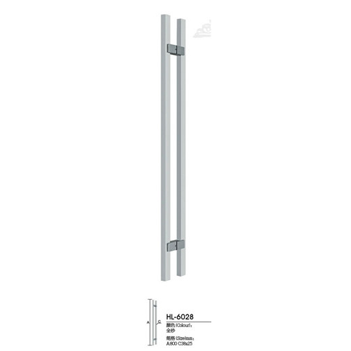 Glass Door Handles HL6028