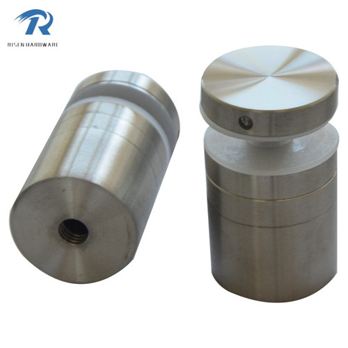 handrail fittings, tempered Glass Panel Standoff RSPS004