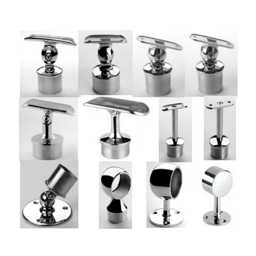 Stainless steel Railing pipe holder Seiries