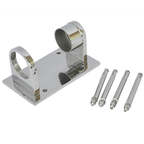 stainless steel pipe holder Mounting Bracket