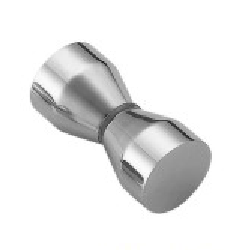 Small bathroom handles NO.869, door knob, dia 30mm