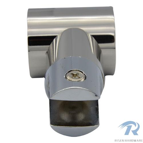 Pipe Elbow and tube connector for Railing DLTC004, angle 180