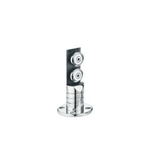 Glass fencing spigot 949, stainless steel