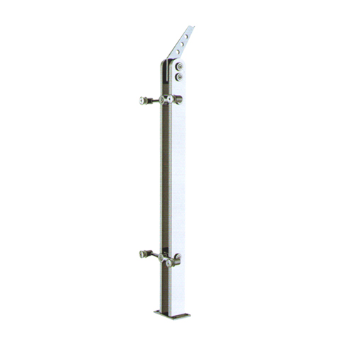 Baluster DL1051, stainless steel, 850mm