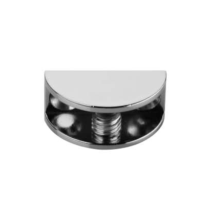Fixed glass holder YS-038S, Zinc Alloy