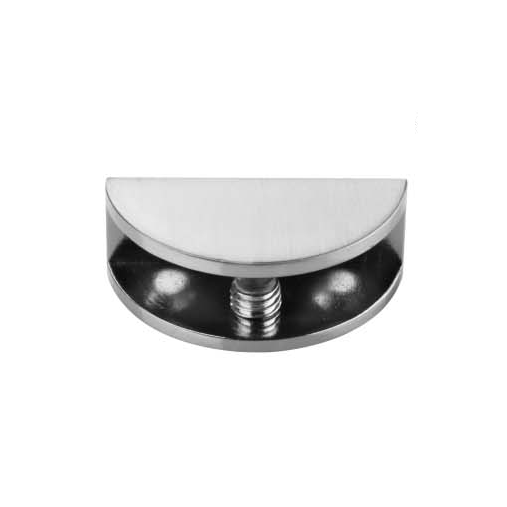 Fixed glass holder YS-038M, Zinc Alloy
