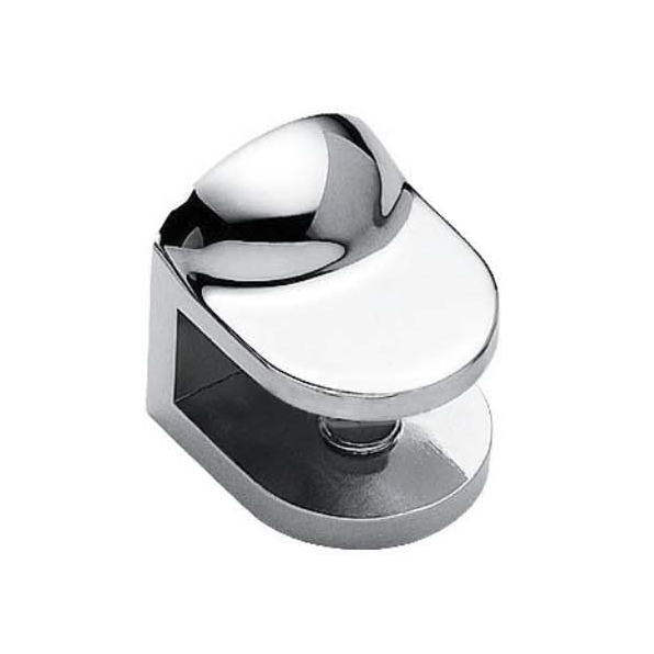 Fixed glass holder YS-039L, Zinc Alloy