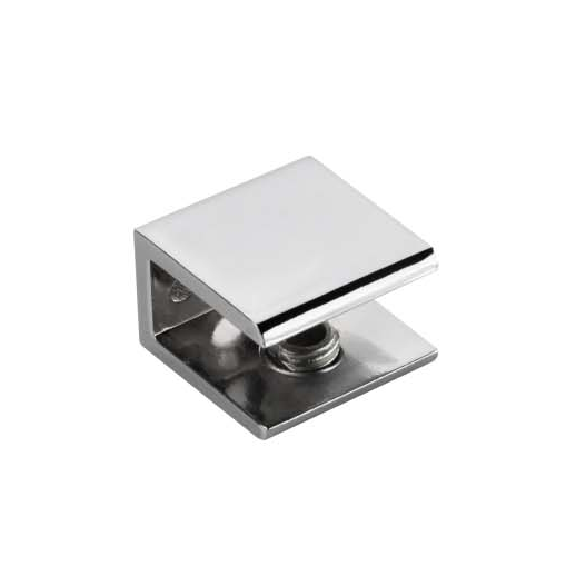 Fixed glass holder YS-040M, Zinc Alloy