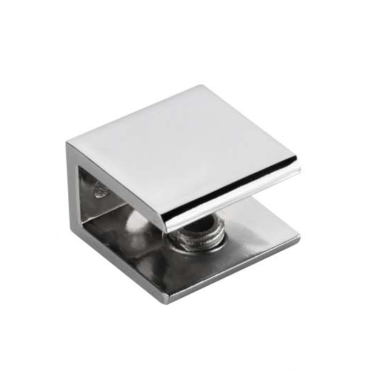 Fixed glass holder YS-040L, Zinc Alloy