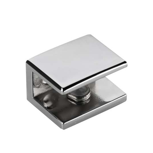Fixed glass holder YS-041, Zinc Alloy