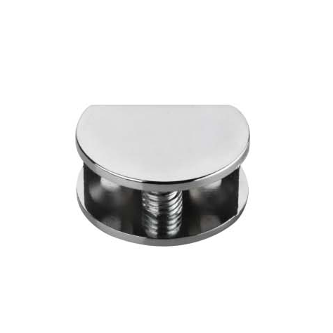 Fixed glass holder YS-047S, Zinc Alloy