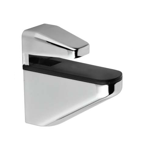Adjustable glass holder YS-014, Zinc Alloy