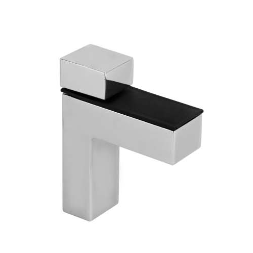 Adjustable glass holder YS-017S, Zinc Alloy